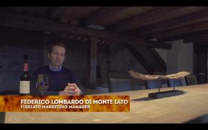 Federico Lombardo di Monte Iato su Der Spiegel Tv