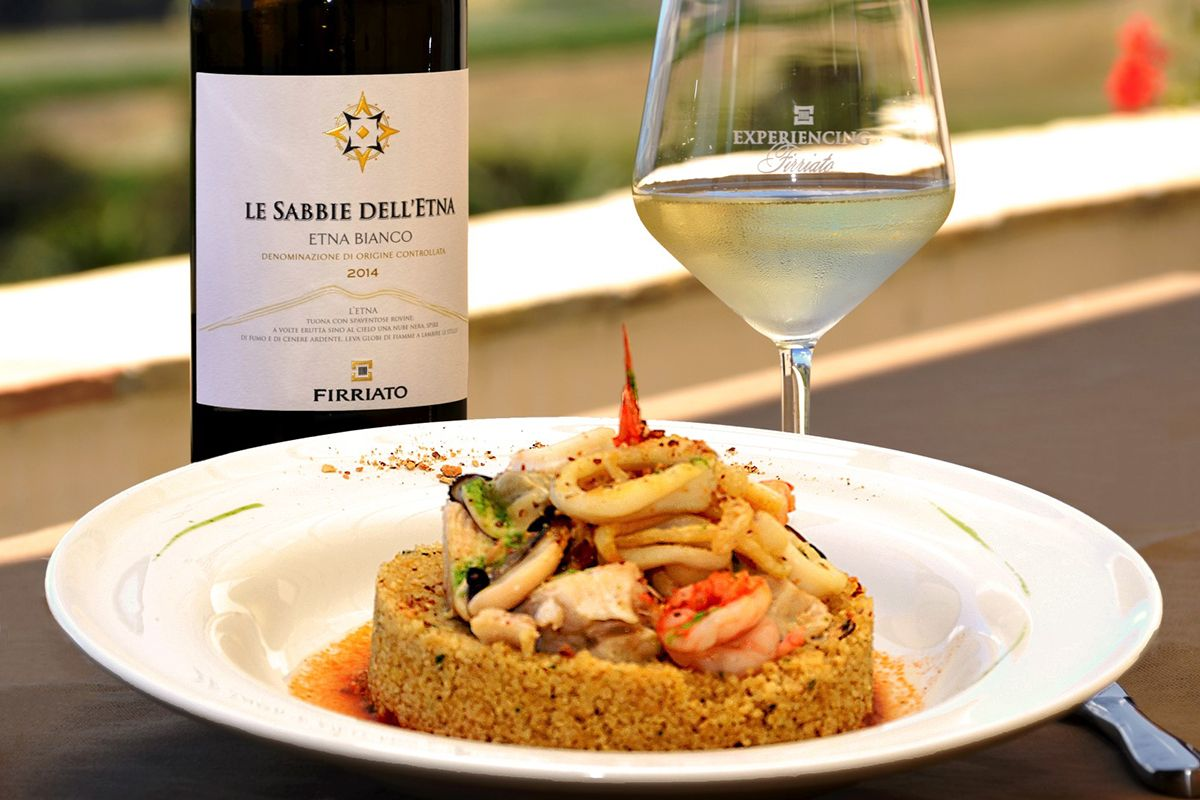 ©all copyright reserved by Firriato - degustazioni light lunch 1 - Visit & Tastings