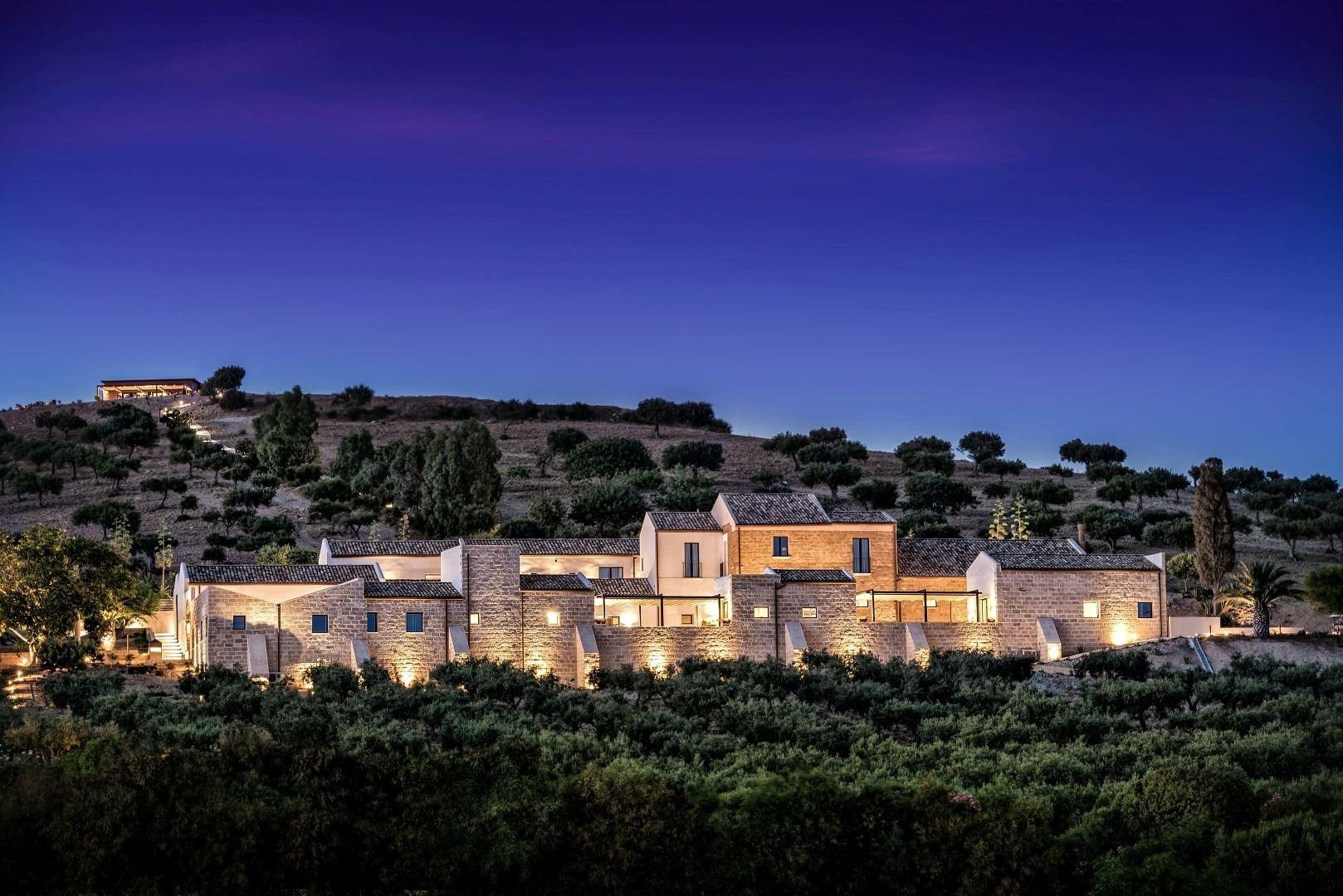 ©all copyright reserved by Firriato - 7 Resort Baglio Soria - Baglio Sorìa