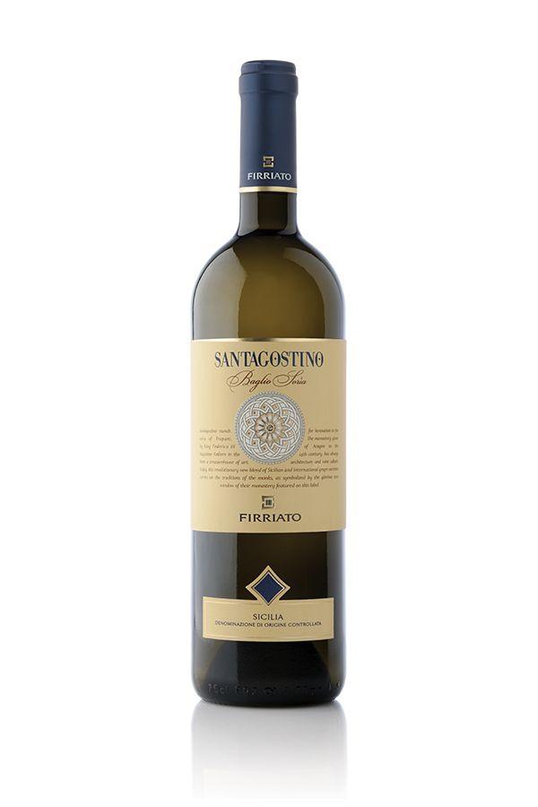 ©all copyright reserved by Firriato - s agostino bianco - 至尊系列之Santagostino Baglio Sorìa 圣阿古丁巴力奥索里亚 白葡萄酒