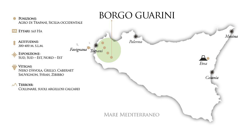 ©all copyright reserved by Firriato - guarini ita - Borgo Guarini