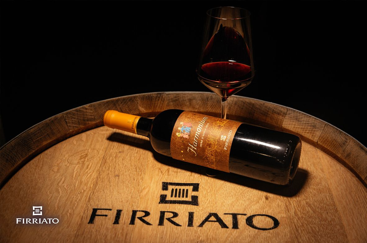 ©all copyright reserved by Firriato - Harmonium Firriato - Il Vino