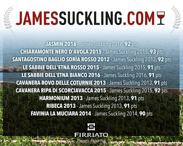 ©all copyright reserved by Firriato - DOly WiWkAEajEq 3 1 1 640x512 - JAMES SUCKLING 'S GREAT RATING FOR FIRRIATO WINES