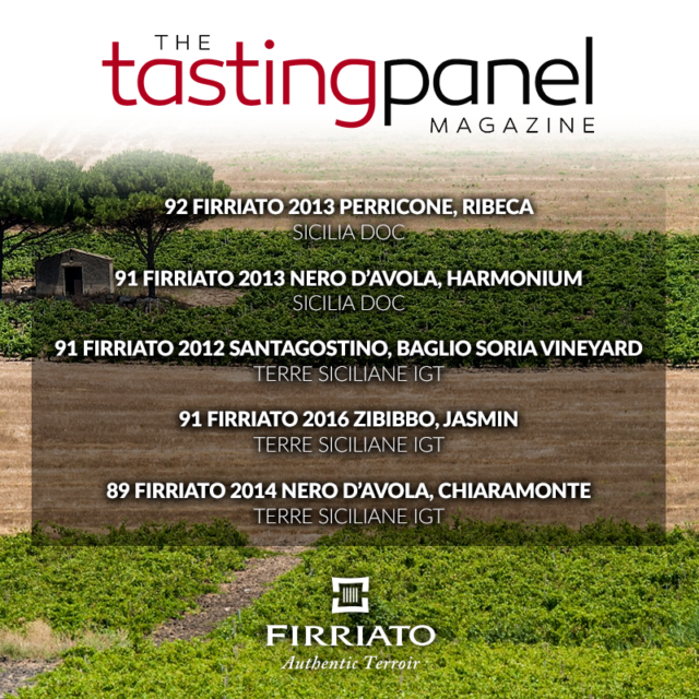 ©all copyright reserved by Firriato - tasting panel 2018 640x640 - FIRRIATO 2018 A SPARKLING BEGINNING