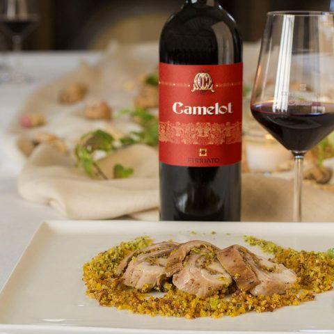 ©all copyright reserved by Firriato - Camelot e Sella di coniglio farcita 480x480 - Carne e vini, gli abbinamenti consigliati da Firriato