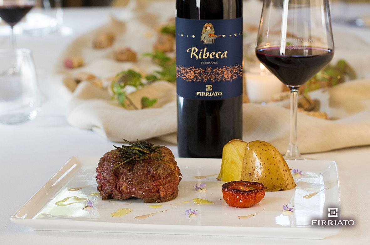 ©all copyright reserved by Firriato - Ribeca e Tagliata di cinghiale - Carne e vini, gli abbinamenti consigliati da Firriato