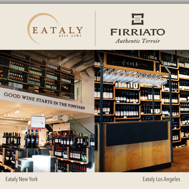 ©all copyright reserved by Firriato - Eataly Firriato FB 1 1 640x640 - IT'S A FIRRIATO PRIMAVERA!