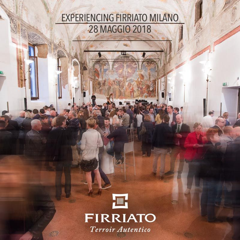 ©all copyright reserved by Firriato - Experiencing Firriato Milano Immagine dinamica - EXPERIENCING FIRRIATO, Un viaggio nella Sicilia dei grandi terroir