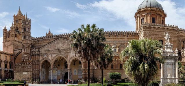©all copyright reserved by Firriato - cattedrale 640x300 - Palermo, la ricchezza della cultura