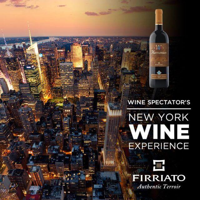 ©all copyright reserved by Firriato - 22528516 1559936074090462 3793240019078318740 n 640x640 - Firriato al New York Wine Experience di Wine Spectator con l'Harmonium, il Cru dei Cru della famiglia