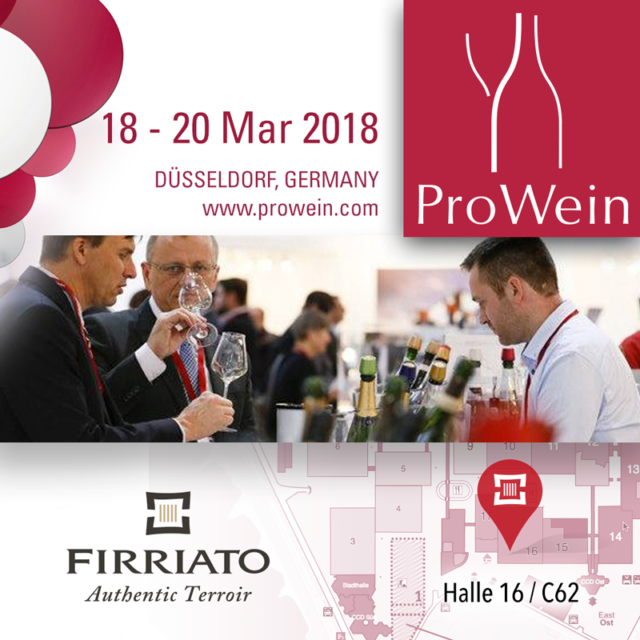 ©all copyright reserved by Firriato - prowein 640x640 - FIRRIATO AL PROWEIN 2018