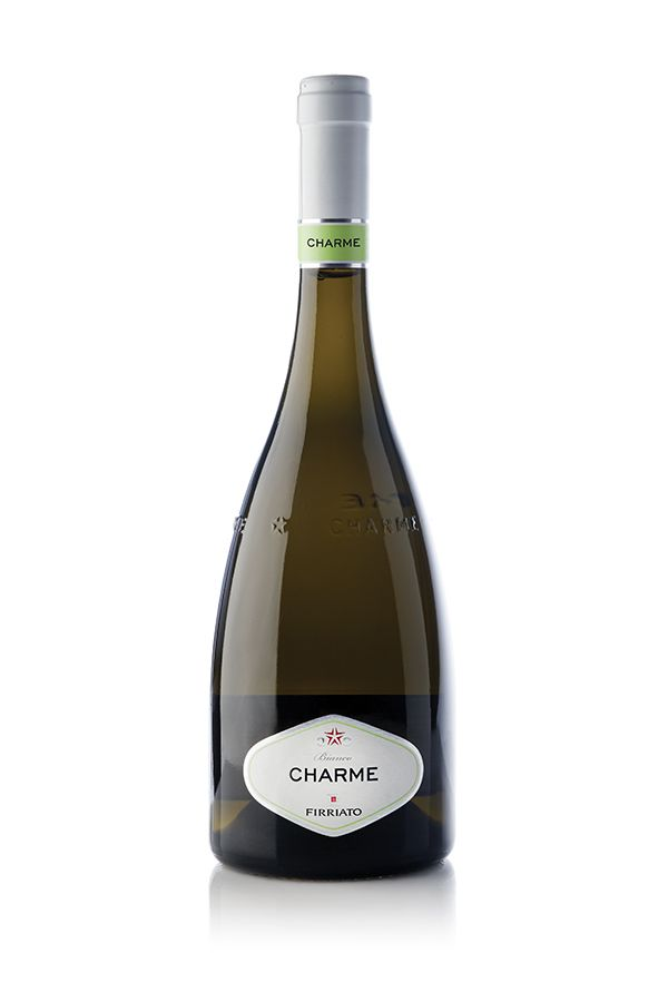 Charme Bianco Firriato Winery Authentic Terroir